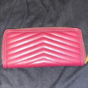 Accordion wallet